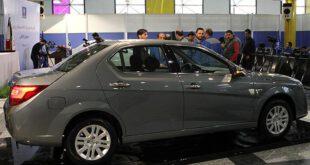 تصاویر: رونمایی از خودروی دنا پلاس جدید