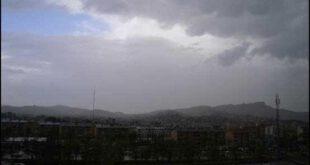 ورود سامانه بارشی جدید از روز اینده