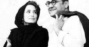 عکسی جدید از رامبد جوان و همسرش، نگار جواهریان
