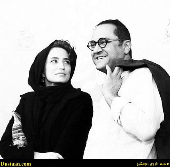 www.dustaan.com عکسی جدید از رامبد جوان و همسرش، نگار جواهریان
