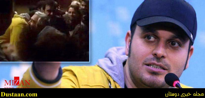 www.dustaan.com کارگردان «ماجرای نیمروز» در آغوش «حاتمی کیا»