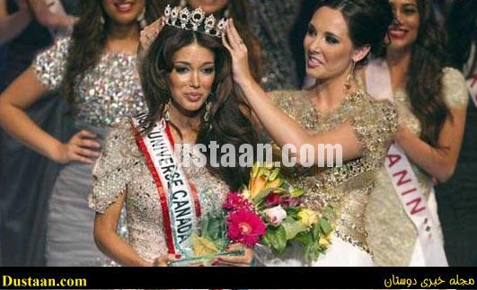 www.dustaan.com سحر بی نیاز، ملکه زیبایی کانادا شد +عکس و بیوگرافی