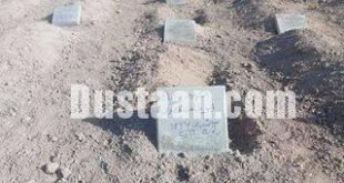 کشف قبرستان داعشی ها در استان الانبار عراق +عکس
