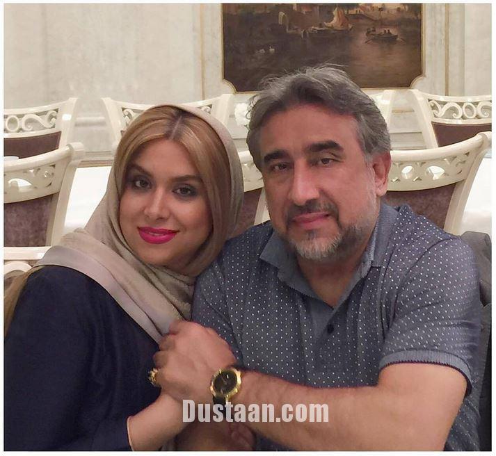 www.dustaan.com محمود دینی و دخترش نگار +عکس و بیوگرافی