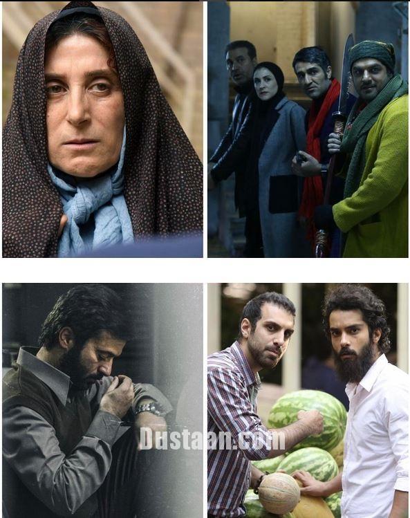 www.dustaan.com آخرین آمار فروش فیلم هاى در حال اکران