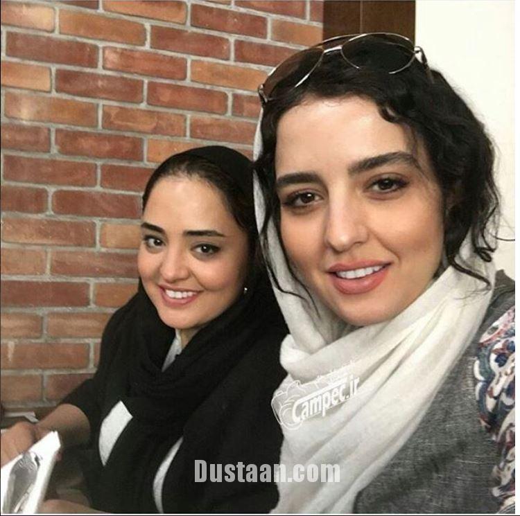 بیوگرافی و عکس های سارا محمدی ، خواهر نرگس محمدی