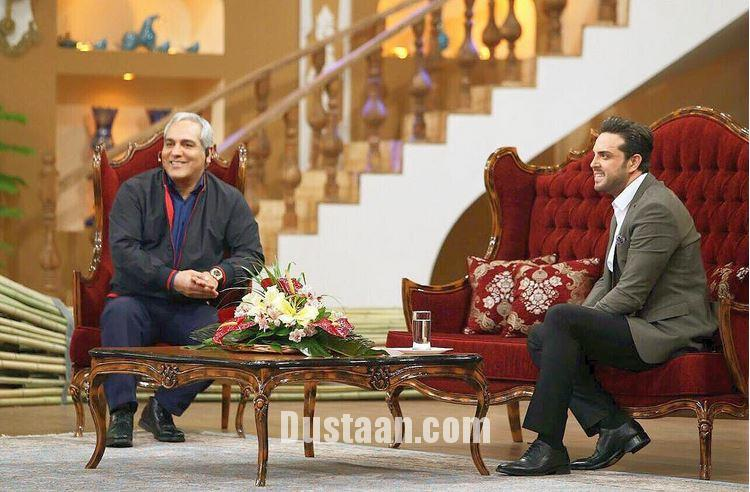 www.dustaan.com پدرام کریمی مهمان امشب دورهمی شد +عکس