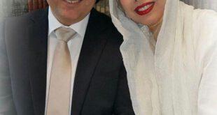 عکس مرحوم افشین یداللهی و همسرش، شبنم رحمتیان در اینستاگرام پرستو صالحی