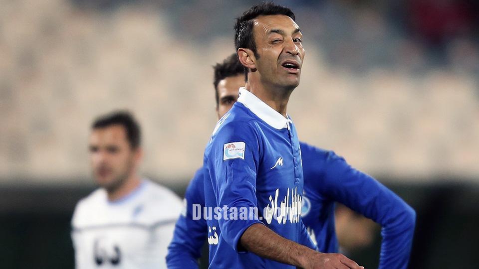 خداحافظی رضا عنایتی از فوتبال حرفه ای