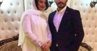 سیما خضرآبادی بازیگر سریال علی البدل ازدواج کرد