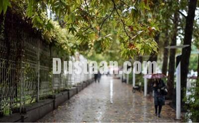 www.dustaan.com آغاز بارش ها در 19 استان کشور