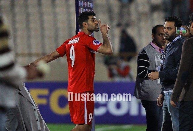 www.dustaan.com هیس به جای عذرخواهی از هوادارن!