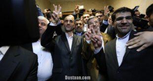 با احمدی نژاد؛ از ورود به وزارت کشور تا پابان ثبت نام/تصاویر