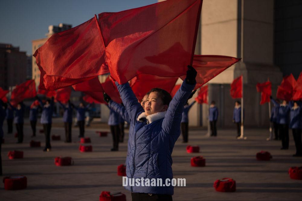 www.dustaan.com تصاویری دیده نشده از زندگی مردم در کره شمالی