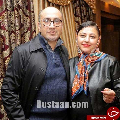 www.dustaan.com آخرین نوشته مرحوم عارف لرستانی برای همسرش، الهام ناصری +عکس