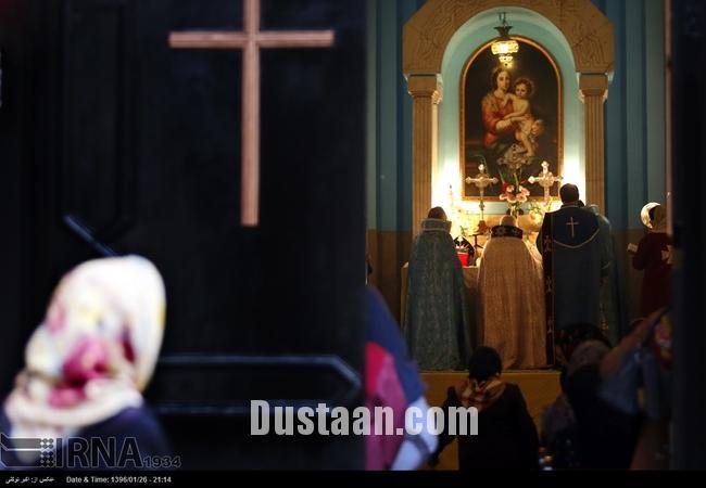 عکس تولد عیسی مسیح