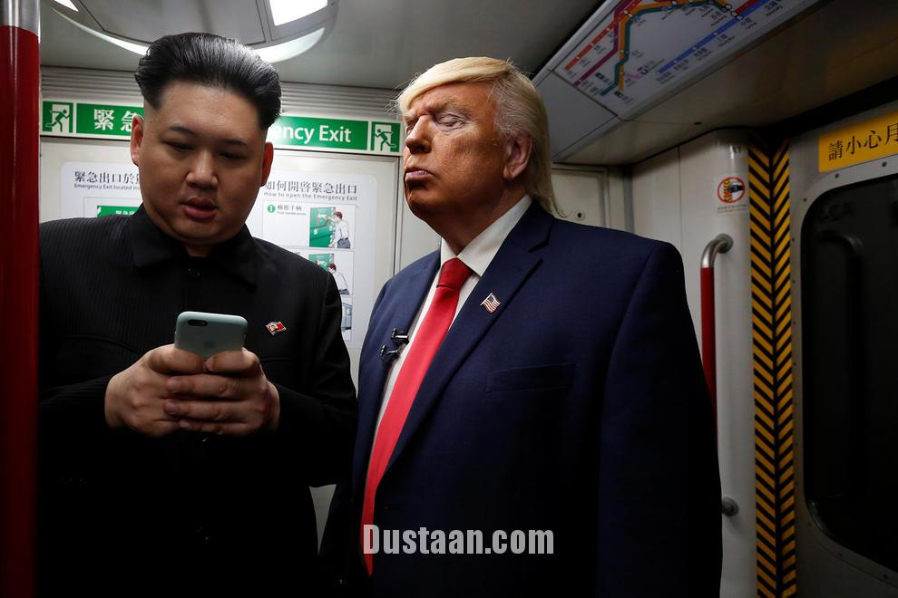 www.dustaan.com تلویزیون روسیه: ترامپ خطرناکتر از رهبره کره شمالی است!