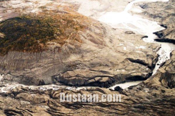 www.dustaan.com غِیب شدن رودخانه دانشمندان را بهت زده کرد! +عکس