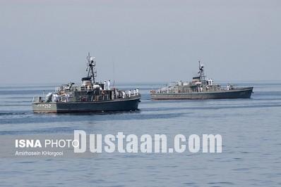 www.dustaan.com تصاویری از رژه دریایی ارتش