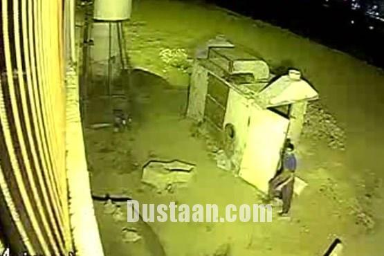 www.dustaan.com تصاویر هولناکی که از یک قتل شبانه در جنوب تهران ثبت شده است