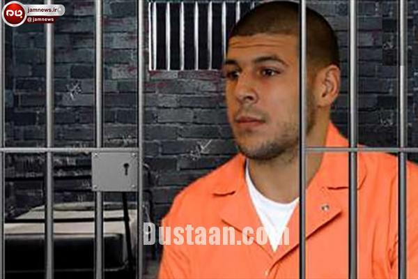 www.dustaan.com خودکشی فوتبالیست سرشناس در زندان +عکس