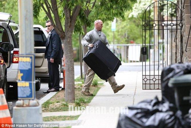 www.dustaan.com وقتی لباس و چمدان های سنگین ایوانکا سوژه می شود! +تصاویر