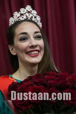 www.dustaan.com این زن زندانی به عنوان ملکه زیبایی انتخاب شد! +تصاویر