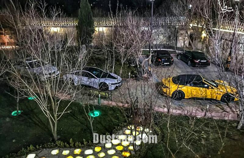 www.dustaan.com باور کنید این تصویر متعلق به تهران است!
