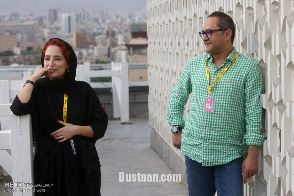 www.dustaan.com تصویری جالب از رامبد جوان و همسرش نگار جواهریان
