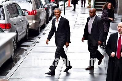 www.dustaan.com باراک اوباما و خانواده اش پس از ترک قدرت +تصاویر