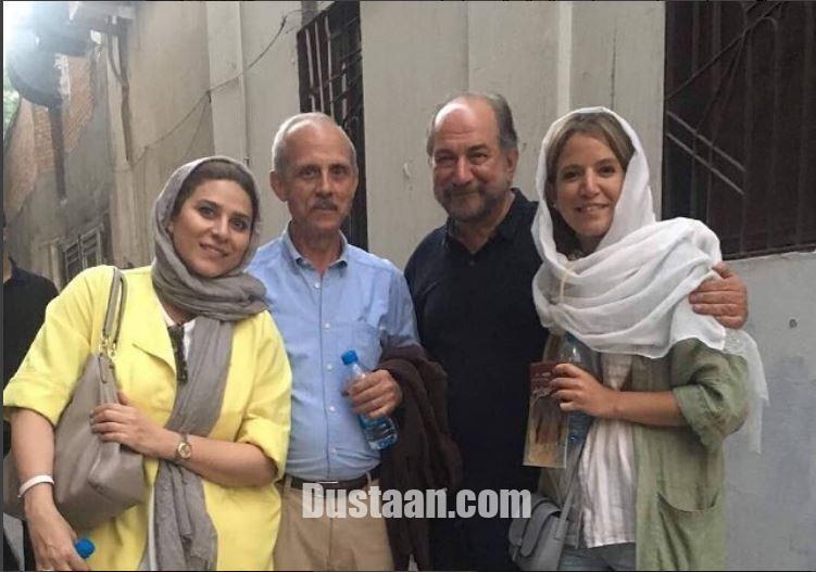 www.dustaan.com بیوگرافی آتیلا پسیانی ، همسرش فاطمه نقوی و فرزندانش ستاره و خسرو