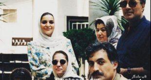 تصویری دیده نشده از زنده یاد عباس کیارستمى