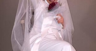 عکس: مهراوه شریفی نیا در لباس عروس