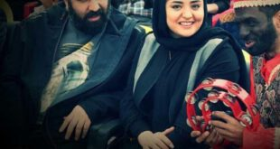 عکس دونفره جدید از نرگس محمدی و همسرش علی اوجی