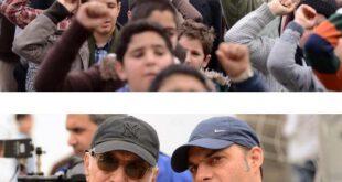 پیمان معادى و لیلا حاتمى در فیلم سینمایی «بمب» +تصاویر