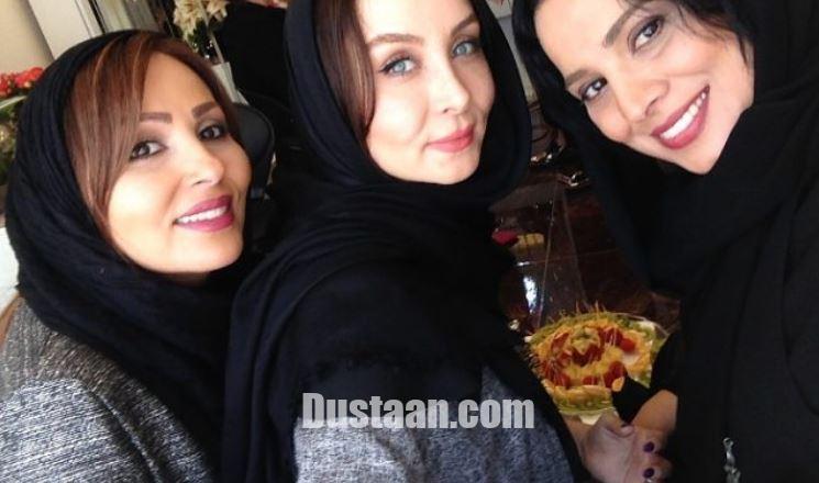 شباهت عجیب دو بازیگر ایرانی به هم! +عکس