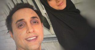 چهره عجیب امیرحسین رستمی در کنار متین ستوده! +عکس