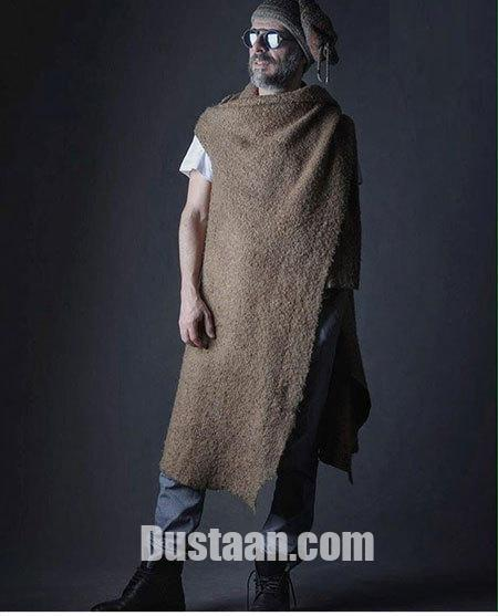 www.dustaan.com عکس: تیپ بسیار خاص بازیگر سریال «لیسانسهها»