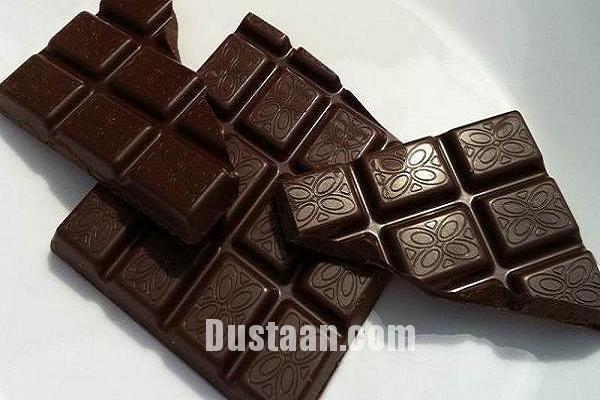 www.dustaan.com تاثیر شکلات تلخ در افزایش حس آرامش