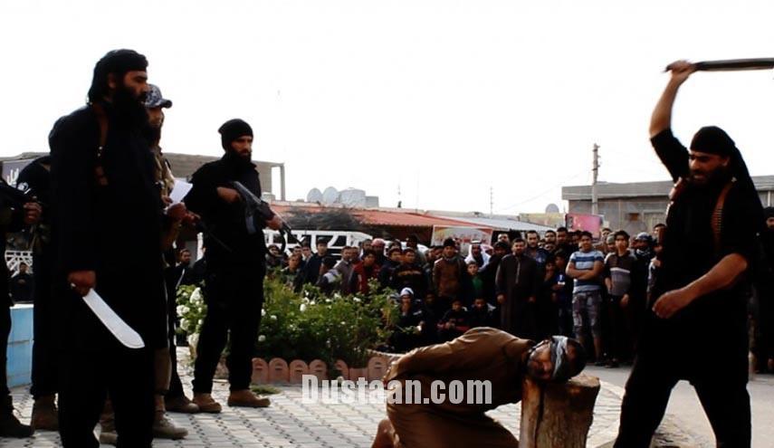 www.dustaan.com هلاکت جلاد بی رحم و منفور داعش در سوریه