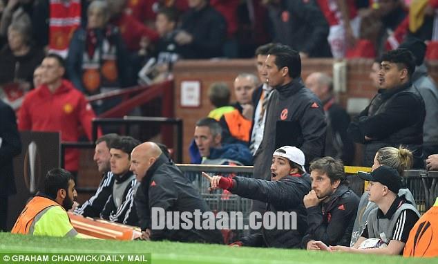www.dustaan.com پسر مورینیو، مربی جدید منچستریونایتد +تصاویر