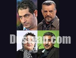 www.dustaan.com حمایت فخیم زاده، درخشنده و دیگر بازیگران از حسن روحانی