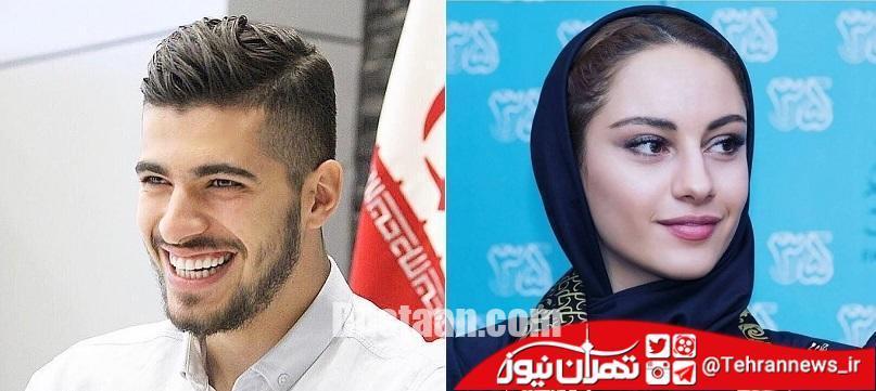 www.dustaan.com ازدواج ترلان پروانه با سعید عزت اللهی؟! +عکس