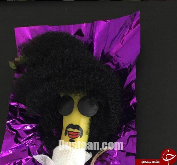 www.dustaan.com کسب درآمد با نقاشی بر روی موزها! +تصاویر
