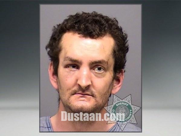 www.dustaan.com حمله مرد جنایتکار با یک سر بریده در دستانش به مرد سوپرمارکتی +عکس