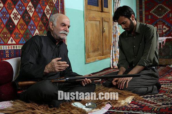 www.dustaan.com حضور متفاوت سیروس گرجستانی در سریال «آنام» +عکس