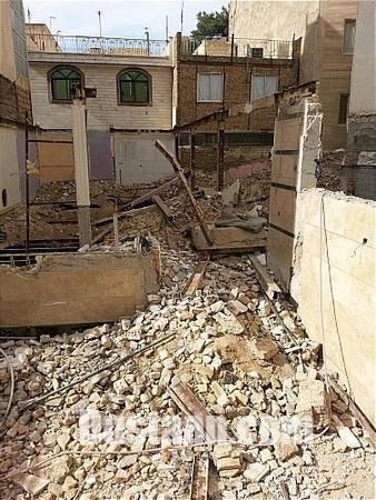 www.dustaan.com جوان 22 ساله ای که زنده به گور شده بود زنده ماند! +عکس