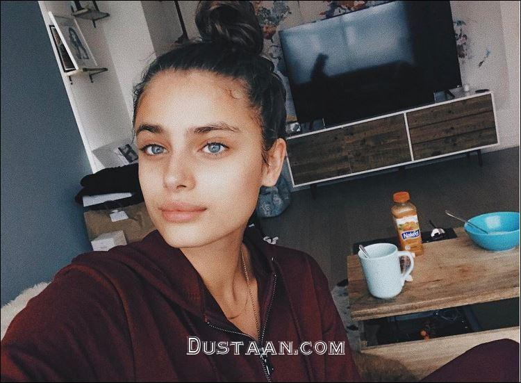 www.dustaan.com دختری که بدون آرایش زیباتر است! +تصاویر