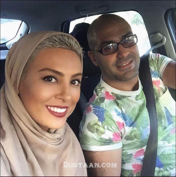 بیوگرافی و عکس های دیدنی حدیثه تهرانی و همسرش کیان مقدم