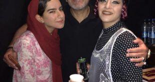 بیوگرافی رویا نونهالی ، همسرش رامین حیدری و دخترش خاتون حیدری